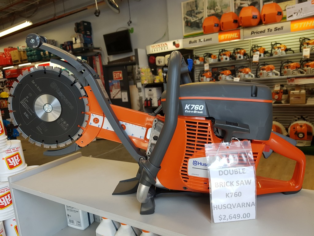Double Brick Saw K760