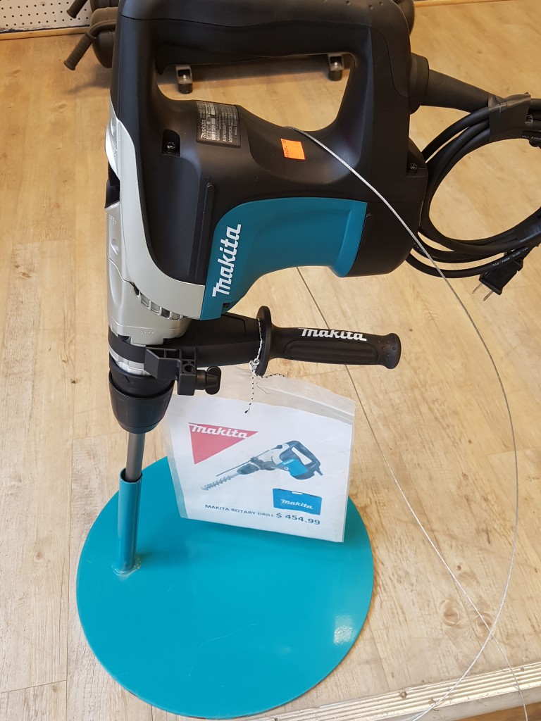 Makita SDS Rotary Drill Model HR4002